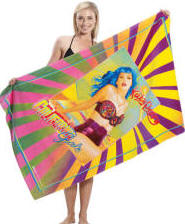 Custom Fiber Reactive Custom Fiber Reactive, Full Color printed towels, printed towels, printed beach towels