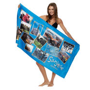 Click For Pricing and Details - BP1521 - Oversize Subli-Cotton Terry Velour Beach Towel